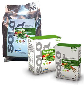 Picture of DRN Solo Vegetal Dry Food