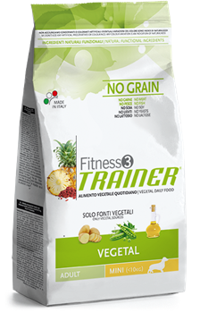Picture of Trainer Fitness3 Adult Mini Vegetal