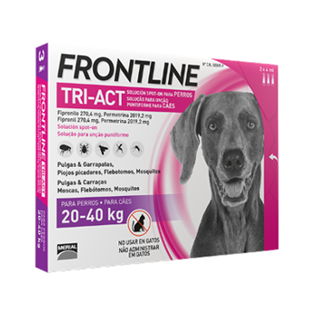 Picture of Frontline Tri-Act Cani 20-40 Kg