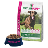 Immagine di Eukanuba Nature Plus Adult Large con Agnello