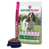 Immagine di Eukanuba Nature Plus Adult Medium con Agnello