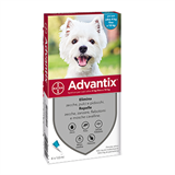 Immagine di Advantix Spot-On per Cani 4-10 kg